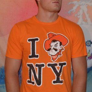 """OSU """"I 🤠 NY"""" T-Shirt"""